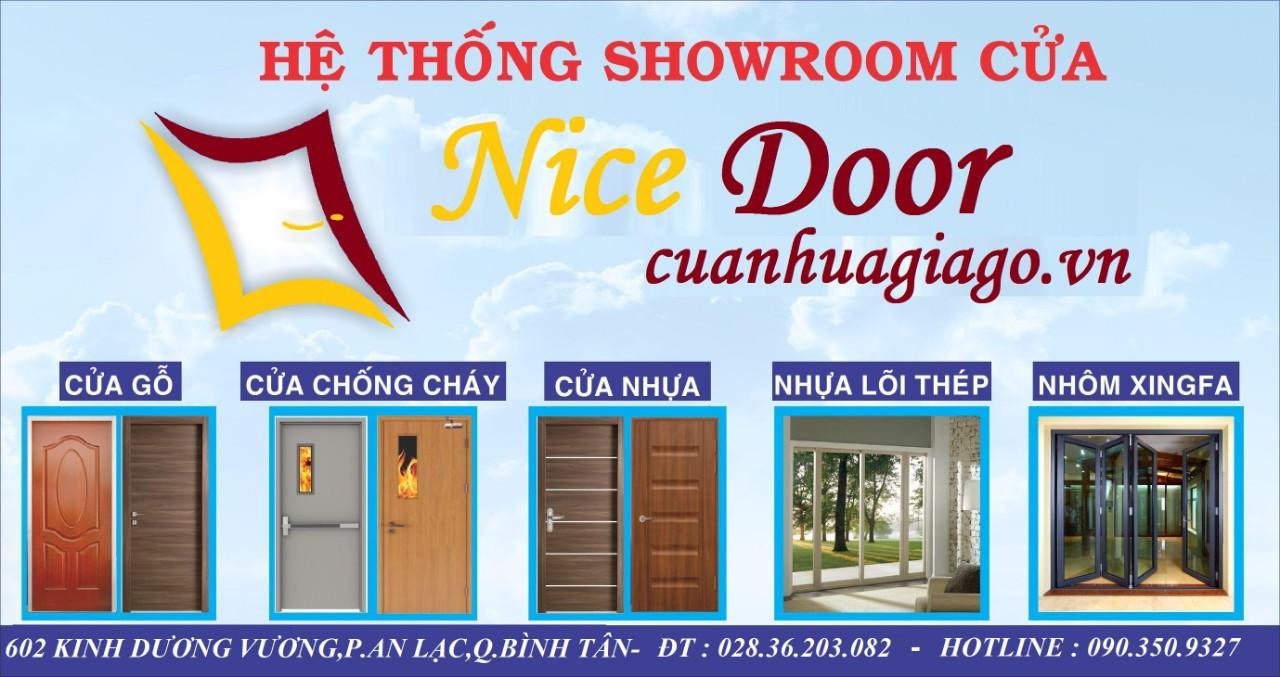 giới thiệu về công ty nice door