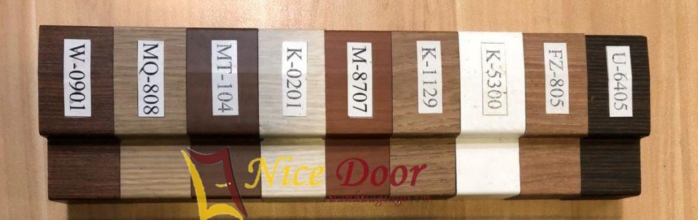 bảng màu cửa abs hàn quốc