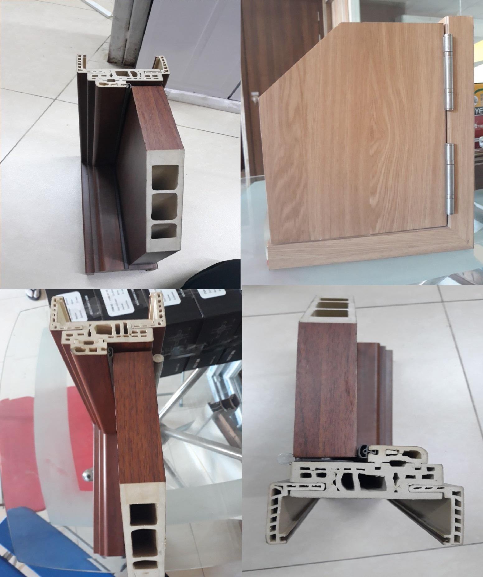 cốt mẫu cửa nhựa gỗ composite