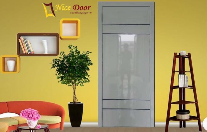 cửa nhựa giả gỗ composite.