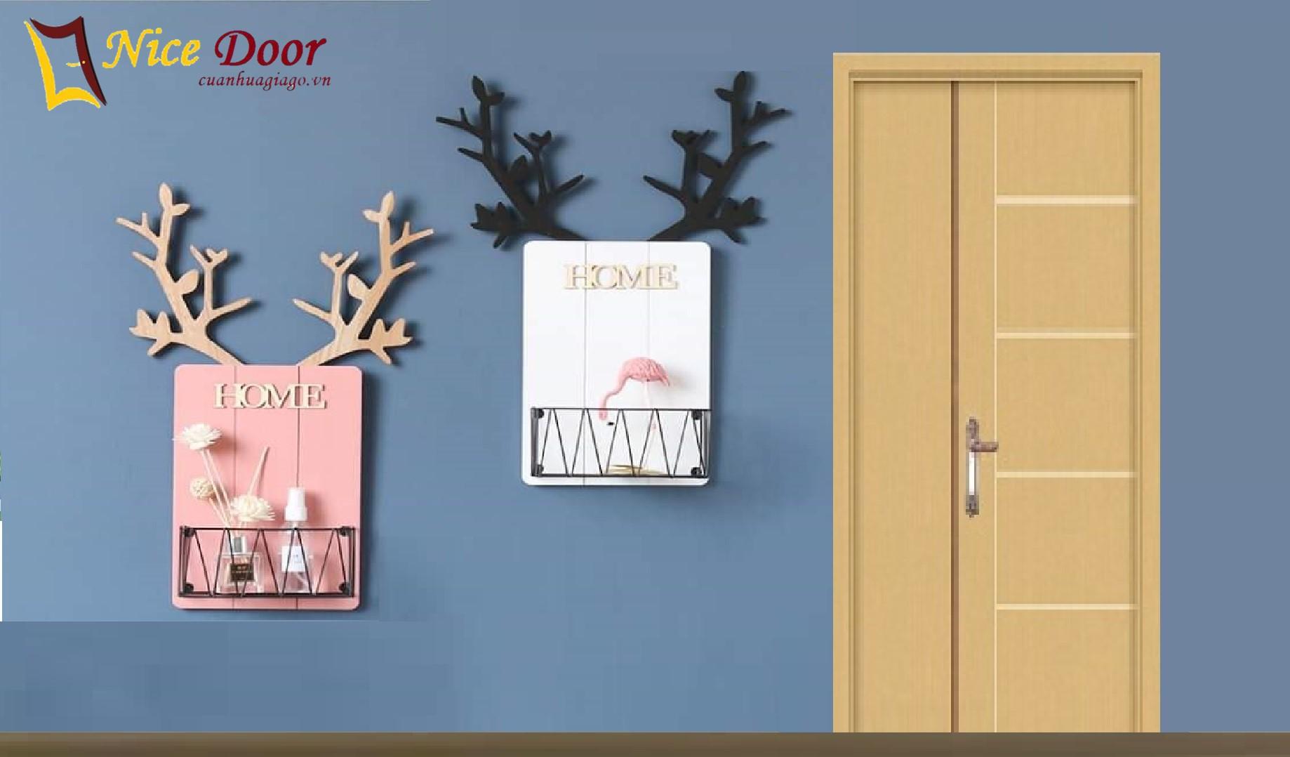 mẫu cửa gỗ mdf veneer