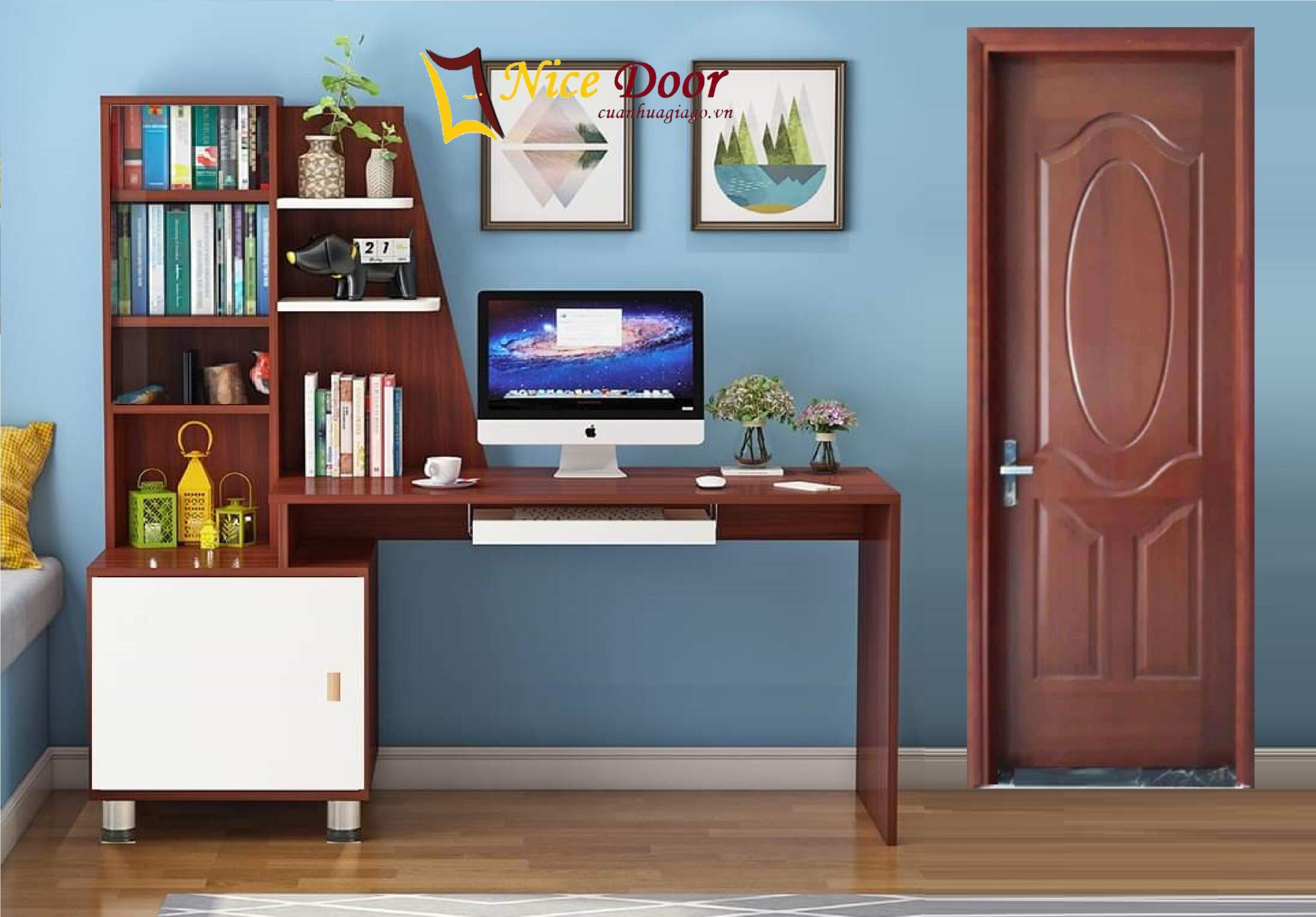 cửa gỗ phòng ngủ giá bao nhiêu