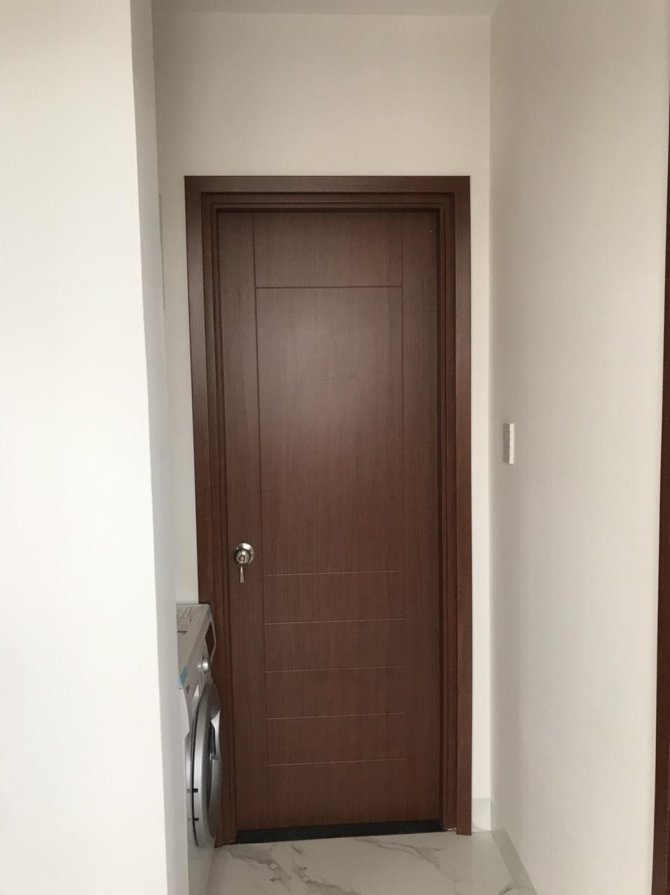 cửa nhựa giả gỗ composite tại quận 2