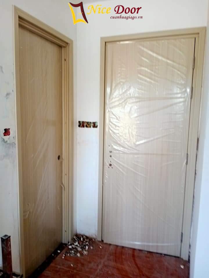 cửa nhựa composite mẫu SYB - 650