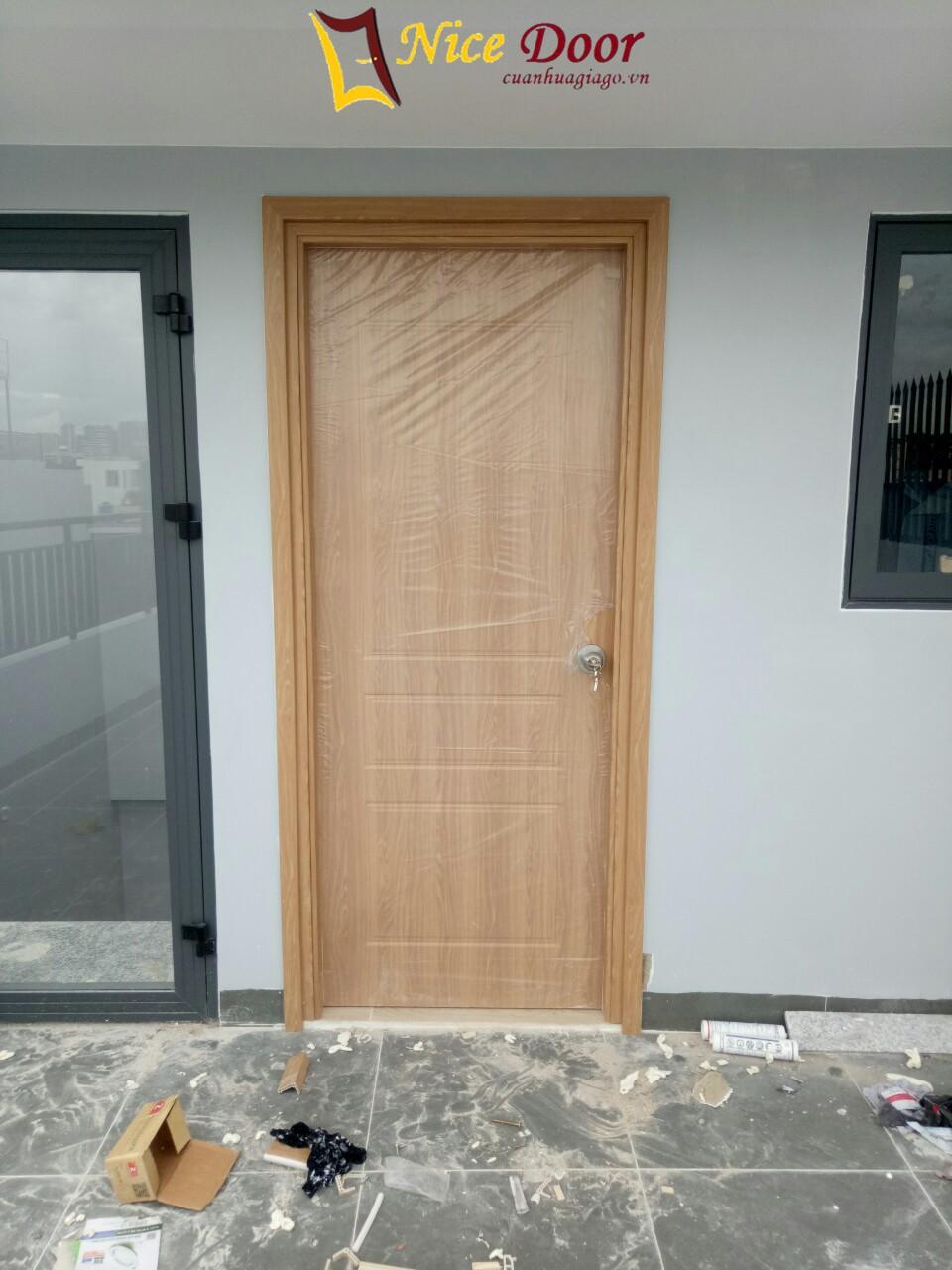 cửa nhựa composite mẫu SYB-671