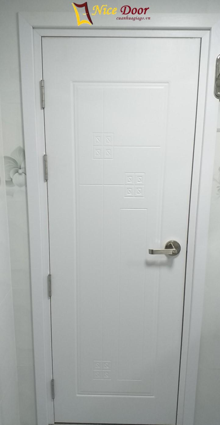 mẫu cửa nhựa composite mã SYB-1146