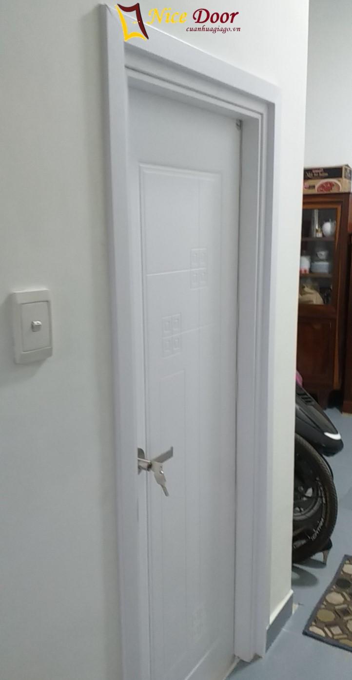 cửa nhựa phòng ngủ