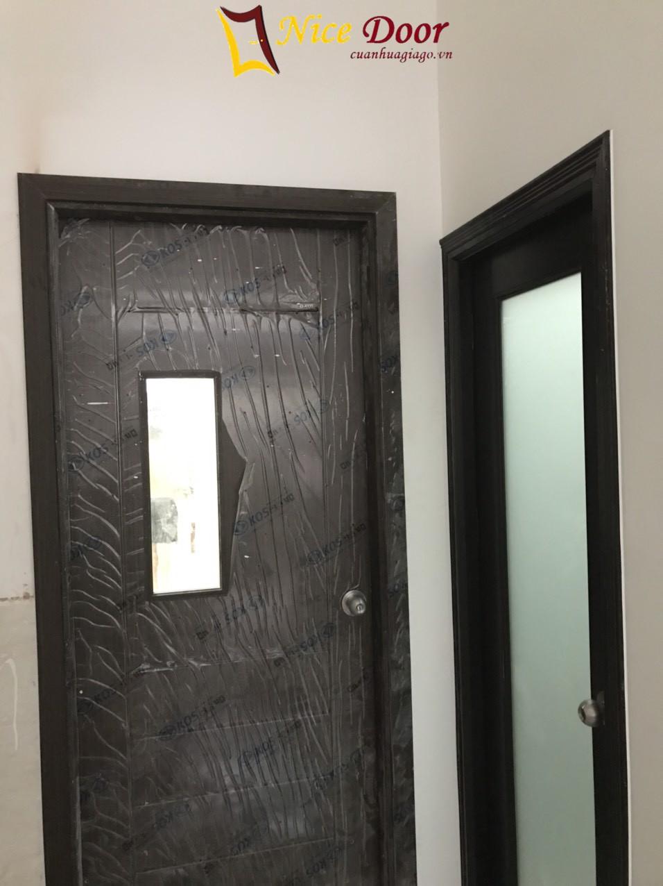 cửa phòng abs hàn quốc