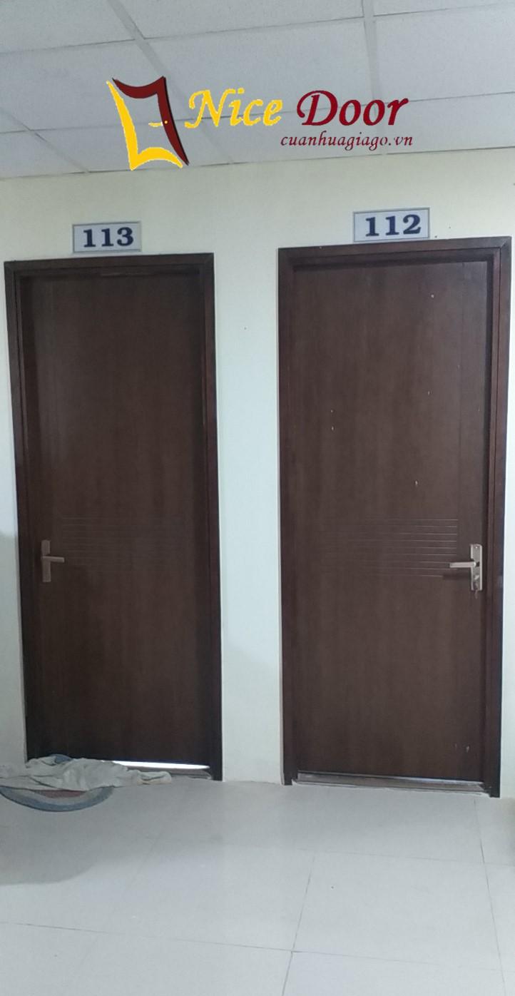 cửa nhựa văn phòng