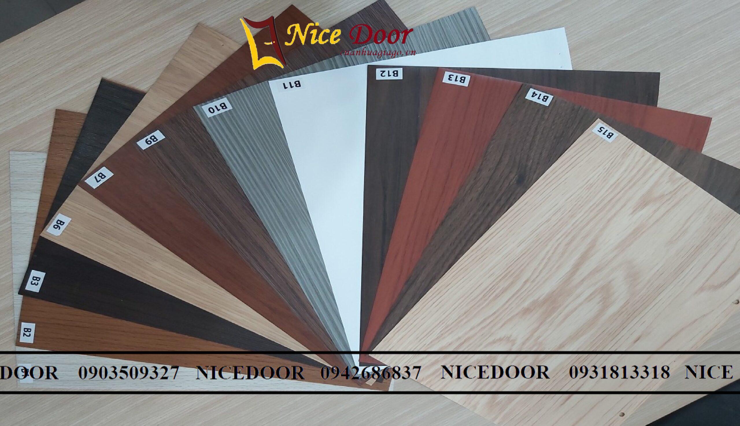 mã-màu-cửa-nhựa-giả-gỗ-composite-phủ-da