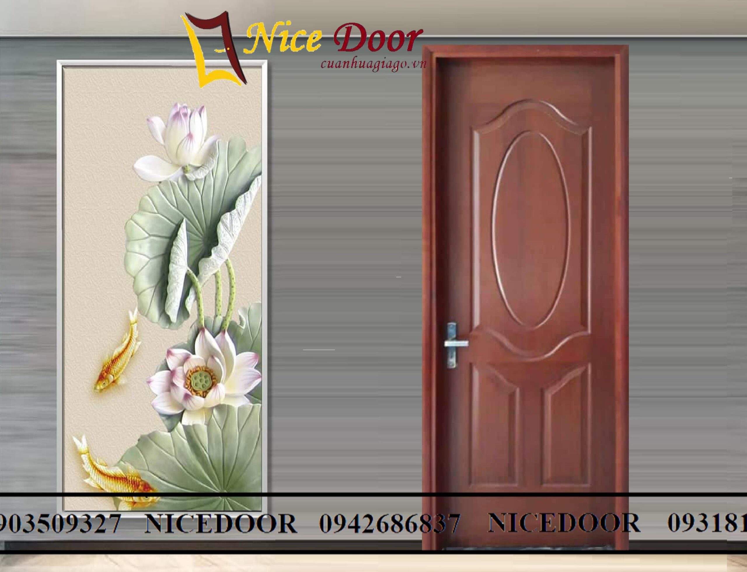 giá-cửa-gỗ-hdf-veneer-Nice-Door